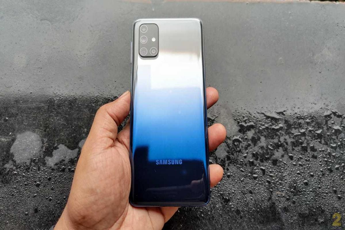 Samsung Galaxy M31s Review Two Steps Ahead One Step Behind Tech Reviews Firstpost