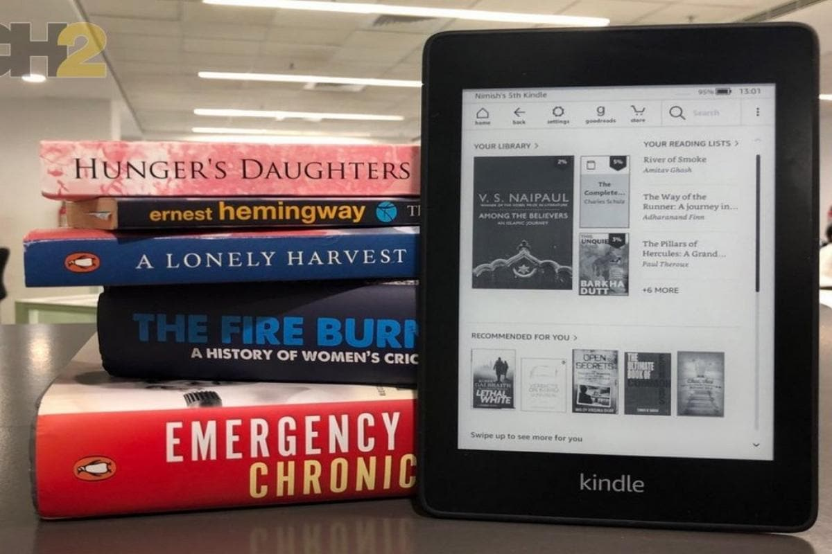Amazon Kindle Paperwhite 4G review: Familiar e-reader which