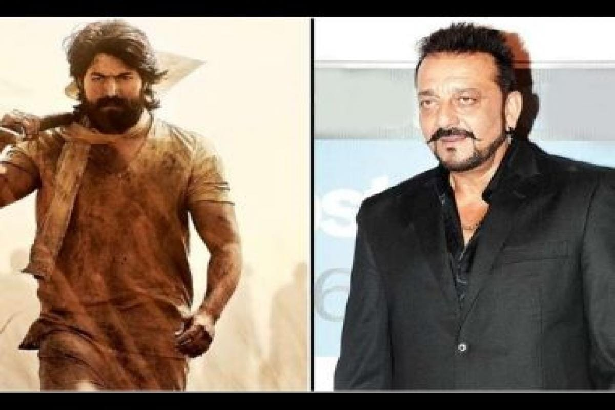 KGF: Chapter 2 — Yash says Sanjay Dutt's 'physical