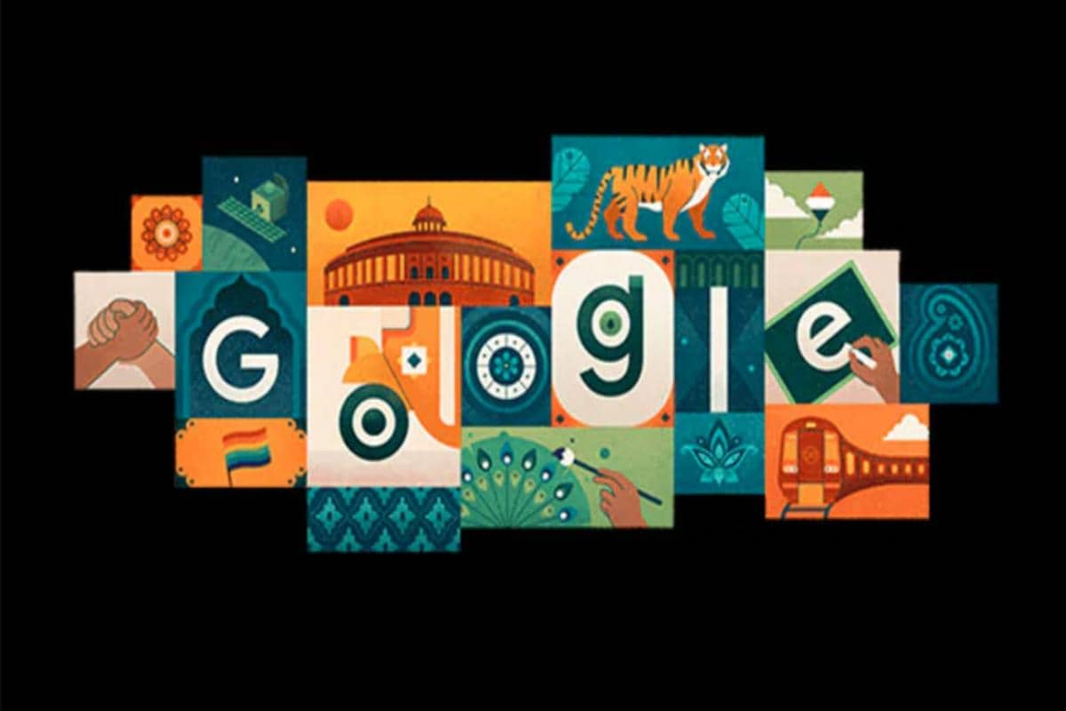 Google Doodle celebrates India's 73rd Independence Day with