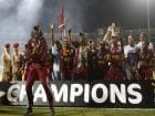 WT20 Images: The West Indies way of celebrating