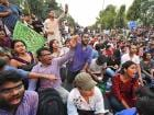 JNU protests: NCW orders probe into police lathi charge, manhandling of woman journalist at march