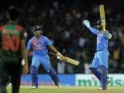 Nidahas Trophy 2018: Was shocked to be sent after Vijay Shankar in the final, says Dinesh Karthik