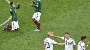 FIFA World Cup 2018: Germany pay price for failing to stem Mexican waves as Joachim Low gets his tactics all wrong