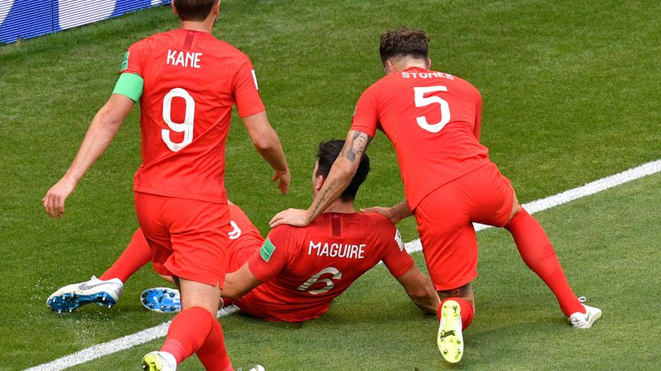 England score twice to eliminate Sweden from World Cup; Russia go down fighting against Croatia in quarters