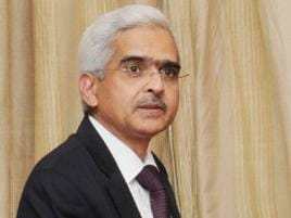 Govt appoints former finance secretary Shaktikanta Das as new RBI governor for a period of three years
