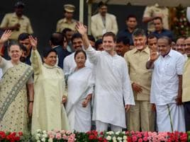 Cracks appear in united Opposition over PM face for 2019 polls: Congress bats for Rahul Gandhi, BSP for Mayawati