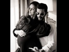 Actress Neha Dhupia, husband Angad Bedi welcome their first child — a baby girl