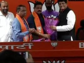 Congress MLAs Subhash Shirodkar and Dayanand Sopte quit Goa Assembly, join BJP after meeting Amit Shah