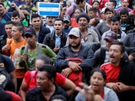 Mexico opens border to migrant women and children from Honduras; caravan plans to travel to US