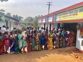 Women in Chhattisgarh helped sway poll mandate from BJP to Congress; anger palpable in seats when fewer men voted
