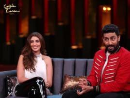 Koffee With Karan: Abhishek Bachchan, Shweta Bachchan to be the last sibling pair this season
