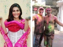 Holi 2019: Josh Brolin, Akshay Kumar, Kriti Sanon wish fans a safe and happy festival of colours