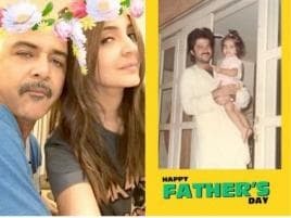 Happy Fathers' Day: Ranveer Singh, Sara Ali Khan, Anushka Sharma, Varun Dhawan wish their dads