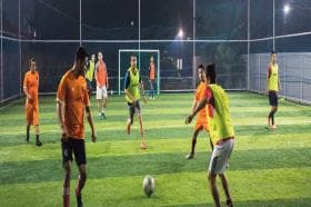 'LED there be light' is new sports mantra