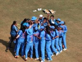 India placed fifth in ICC's newly-launched Women's T20I Team Rankings, Australia lead the chart