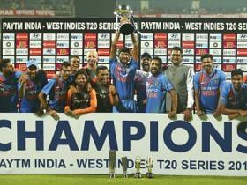 India vs West Indies: Shikhar Dhawan, Rishabh Pant's fifties help Rohit Sharma and Co effect 3-0 clean sweep on Windies