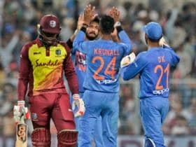 India vs West Indies: Denesh Ramdin says Windies are 2-0 down in T20I series due to lack of senior players in squad