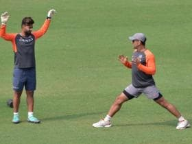 India vs Australia: Rishabh Pant says 'hero of the country' MS Dhoni taught him how to handle pressure situations