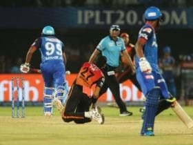 IPL 2019, DC vs SRH: Amit Mishra only the second player in tournament history to be dismissed for obstructing field