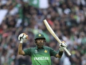 Pakistan vs New Zealand, ICC Cricket World Cup 2019: Babar Azam defies odds, silences doubters with match-winning show