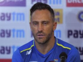 India vs South Africa: Faf du Plessis blames inexperience for Proteas' woes, says replacing likes of Dale Steyn and Hashim Amla will take time