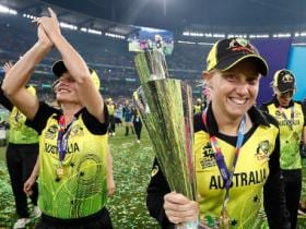 ICC Women's T20 World Cup 2020: Australia celebrate 'start of something special' after lifting fifth title in front of record MCG turnout