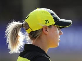 Australia all-rounder Ellyse Perry undergoes surgery to recover from hamstring injury, set to be ruled out for six months