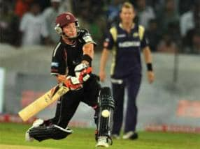 Merwe shines as Somerset beat KKR by 5 wickets