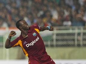 ICC World Cup 2019 qualifier: Nikita Miller, Kemar Roach save West Indies from shock defeat to UAE in warm-up