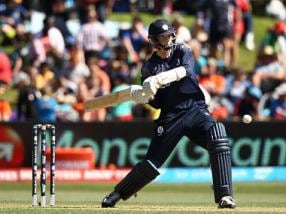 World Cup: Haq, Evans help Scotland fight back to post 210 against Afghanistan