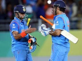 ICC Cricket World Cup 2019: Suresh Raina supports MS Dhoni in Balidaan Badge row; Baichung Bhutia wants former captain to follow rules