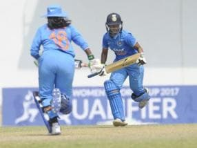 ICC Women's World Cup Qualifier: India crush Ireland to seal a spot in Super Six stage