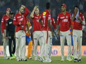 IPL 2017: Hashim Amla's brilliant ton in vain again as King XI Punjab's bowling, fielding let them down