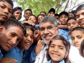 Kailash Satyarthi joins forces with religious leaders to launch campaign against child sexual abuse