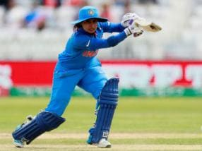 Mithali Raj hits half-century to guide India to a comfortable seven-wicket win over South Africa in 1st T20I