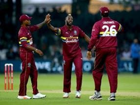 West Indies vs World XI: Carlos Brathwaite and Co outshine Rest of World in Hurricane Relief charity match