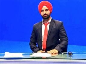 Pakistan news channel hires Harmeet Singh as country's first Sikh anchor