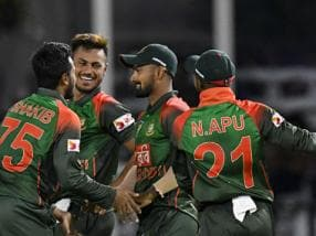 West Indies vs Bangladesh: Shakib Al Hasan and Co beat Caribbean nation by 12 runs to level T20I series