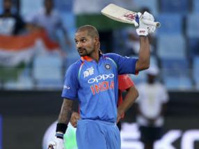 Asia Cup 2018: Shikhar Dhawan stars with bat as India begin title defence with nervy 26-run win over Hong Kong