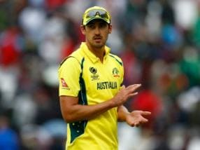 Mitchell Starc ruled out of Australia's limited overs tour of India with muscle tear