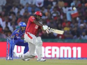 IPL 2019, KXIP vs MI: Chris Gayle becomes first batsman to smash over 300 sixes in tournament's history