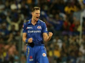IPL 2019: Pacer Jason Behrendorff leaves Mumbai Indians' squad to join Australia's camp for ICC World Cup