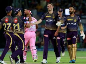 IPL 2019, RR vs KKR: Slingy, deceptive and effective, Harry Gurney stakes claim for a long-term role in Kolkata franchise