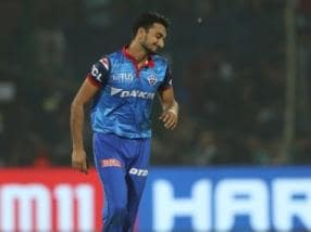 IPL 2019: Delhi Capitals bowler Harshal Patel ruled out of remainder of tournament due to injury