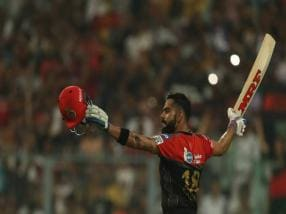 Virat Kohli's sensational century diffuses Andre Russell's carnage to lead RCB to win over KKR