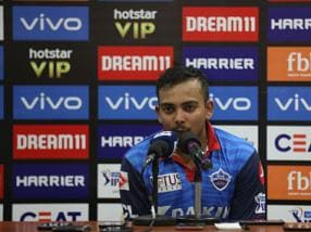 IPL 2019, DC vs SRH: Delhi Capitals' Prithvi Shaw praises teammate Rishabh Pant, calls him best finisher among youngsters