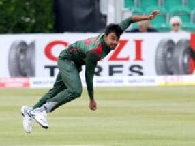 Ireland vs Bangladesh, tri-series: Abu Jayed takes five as visitors earn easy win before final against West Indies