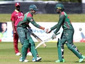 West Indies vs Bangladesh: Mashrafe Mortaza and Co reach ODI series final with five-wicket win over Windies