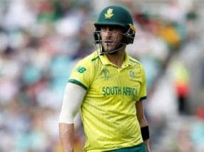 Sri Lanka vs South Africa, ICC Cricket World Cup 2019: Proteas skipper Faf du Plessis says heavy burden of losing first three games was difficult to carry